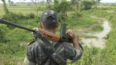 Photo of Chhattisgarh: Four Naxals killed in encounter with security forces