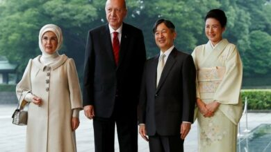 Photo of Turkey's First Lady attracts criticism after spotted wearing USD 50K handbag