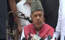 Centre must hold talks with Pak, just like rival factions in Afghanistan: Farooq Abdullah