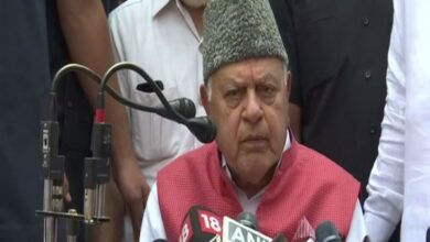 Photo of Centre must hold talks with Pak, just like rival factions in Afghanistan: Farooq Abdullah