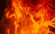Warehouse fire at Ghitroni, 4 fire tenders deployed