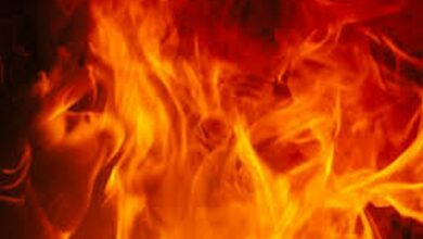 Photo of Delhi: Fire breaks out at shop in Munirka furniture market