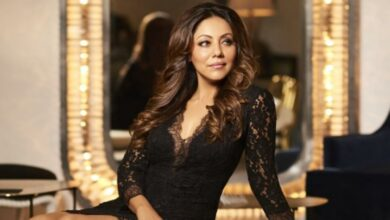 "Photo of Gauri Khan praises Shah Rukh Khan, says ""he is a great father and husband"""
