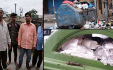 GHMC neglect garbage removal