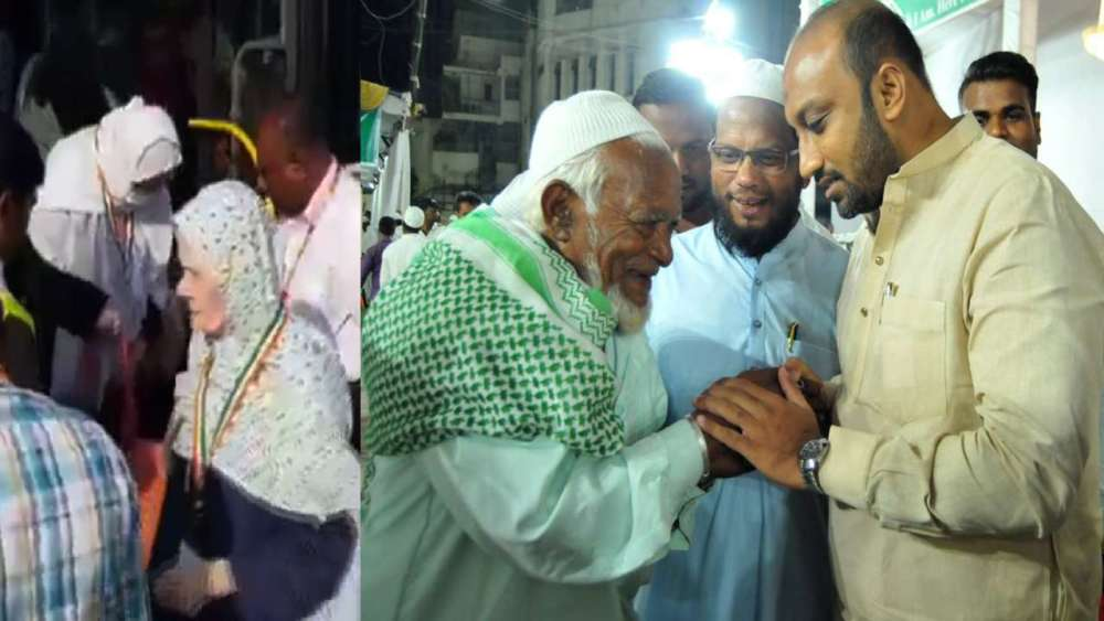 Hajj 2019: First group leaves Hyderabad