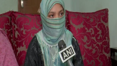 Photo of Hyderabadi woman stranded in Oman rescued