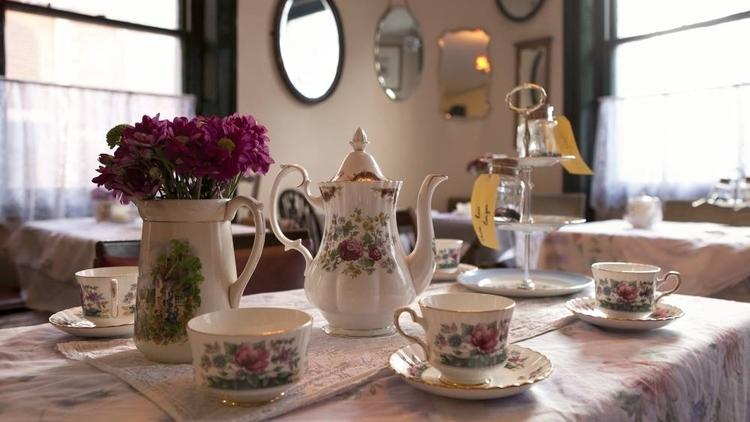 Morsel & Tisane opens The Tea Room