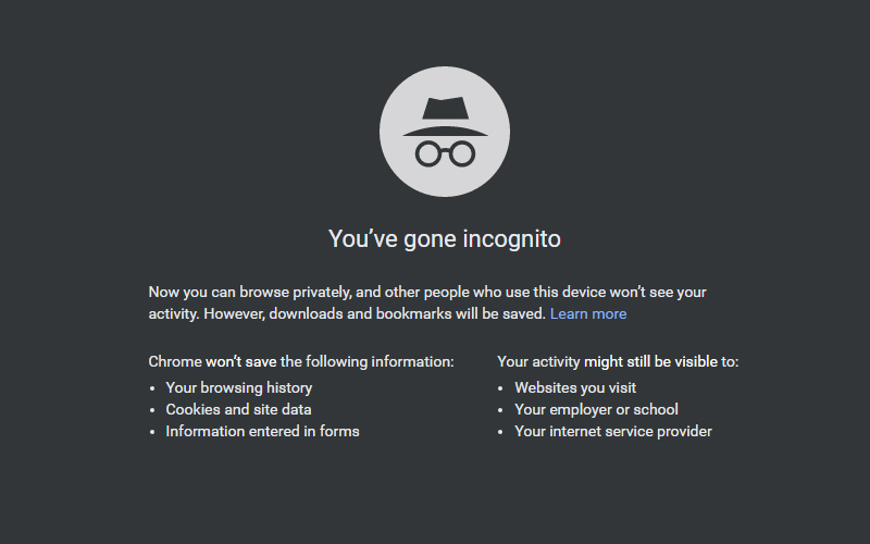 Adult site tracking is real and Google's incognito not helping