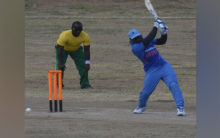 India defeat Jamaica by eight wickets