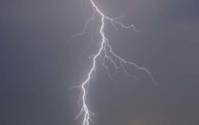 Three killed in lightning in Bengal