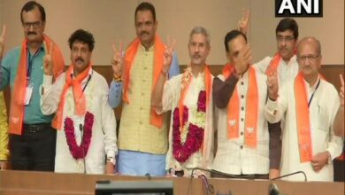 Photo of Jaishankar 'deeply honoured' to be elected to RS from 'vibrant' Gujarat