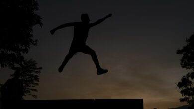 Photo of Mentally challenged tries to jump off flyover in Rajendranagar