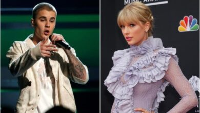 Photo of Justin Bieber slams Taylor Swift for 'crossing a line' with Scooter Braun