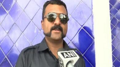 Photo of Inspired by Abhinandan Varthaman, Bhopal-based cop sports gunslinger moustache