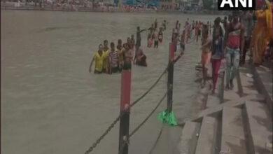 Photo of Haridwar: Two kanwariyas recused from drowning by SDRF