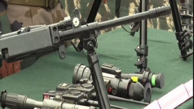 Photo of Army displays new weapons, equipment in Kargil