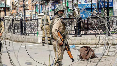 Photo of Tight security in J&K on Eid, no call yet on namaz in open