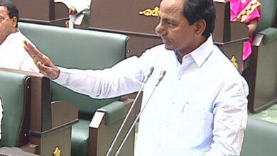 Photo of KCR announces Rs 10 lakh to each house in his village