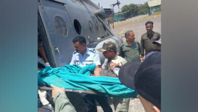 Photo of Kishtwar accident: IAF helicopters airlift critically injured
