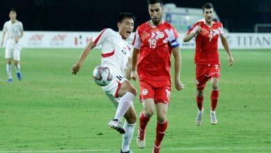 Photo of Intercontinental Cup: DPR Korea defeat Tajikistan 1-0