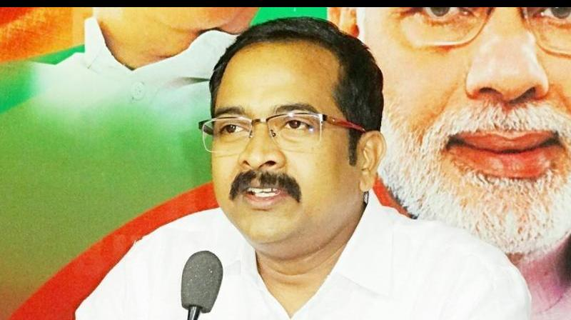 TRS Govt will not survive its complete term: BJP
