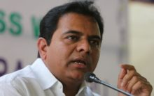 KTR reviews TRS membership drive in Hyderabad