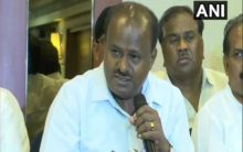 K'taka CM to reach Bengaluru this evening amid turmoil