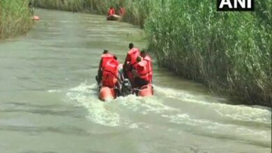 Photo of Manipur: NDRF recovers bodies of 2 children from Imphal river