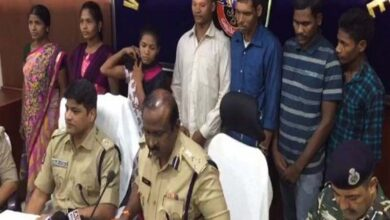 Photo of 7 Maoists surrender in Visakhapatnam