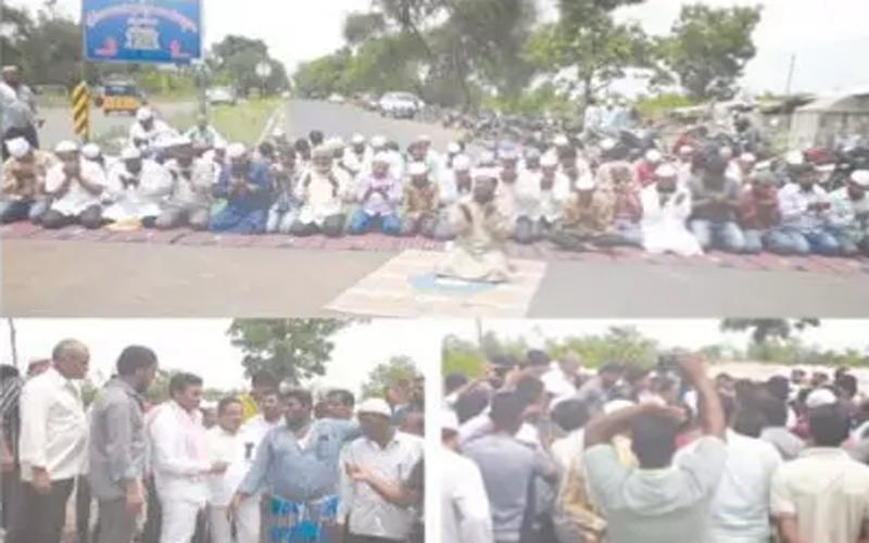 Telangana: Masjid dismantled in Bhadrachalam