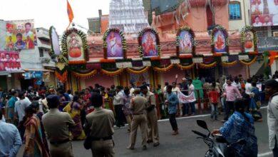 Photo of Maha Bonalu at Nagamma temple on July 19