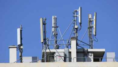 Photo of Mobile tower radiation increasing risk of oral problems