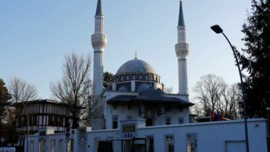 Photo of 3 mosques across Germany receive bomb threats