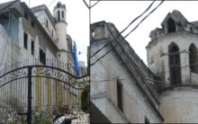 Heritage Building Aasman Mahal neglected by ASI & State Govt