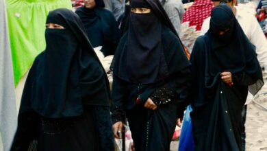 Photo of Netherlands: Women wearing burqa will have to pay $168 fine
