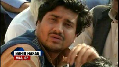 Photo of SP MLA Nahid Hasan asks Muslims to boycott BJP shopkeepers