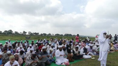 Photo of Special prayer for Rain at Himayat Sagar