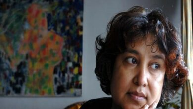Photo of Taslima Nasreen completes 25 yrs of exile abroad