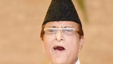 Photo of Azam Khan now charged with theft of books