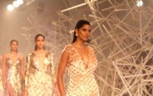 Designer duo Pankaj & Nidhi debut at ICW 2019