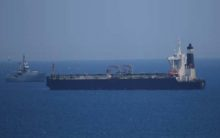 Iran says to release seized British oil tanker 'soon'