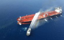 Iran sets free 7 crew members from seized British tanker