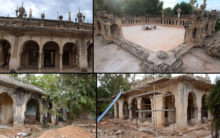 Restoration of 150-year-old Paigah Tombs begins; focus is also on making landscape attractive