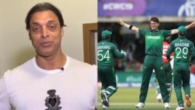 Photo of Shoaib Akhtar expresses views after Pakistan fail to qualify for semis
