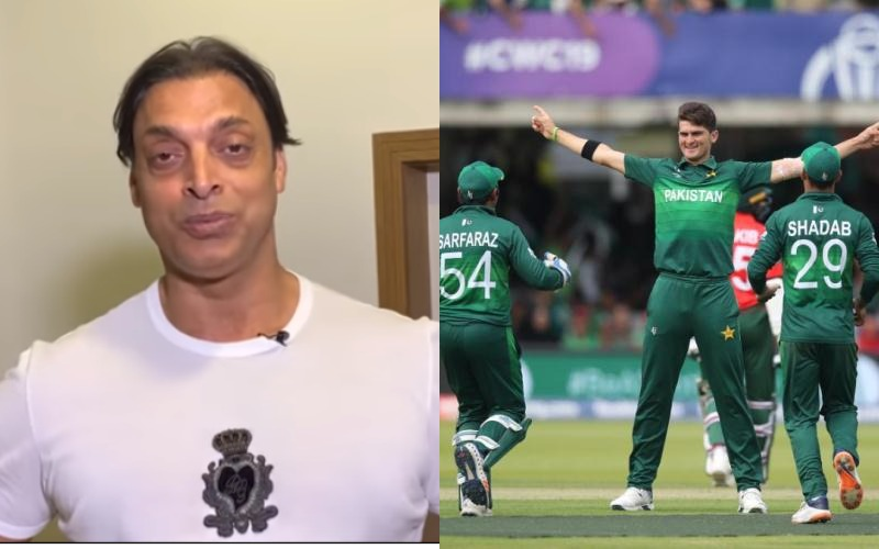 Shoaib Akhtar Expresses Views After Pakistan Fail To