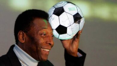 Photo of Pelé, the king of soccer, is not dead