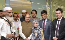 Haj 2019: First flight from India reaches Madinah