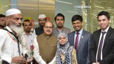 Photo of Managing Indian Hajis is equal to managing mini world Hajis: Ausaf Sayeed