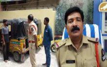 Auto theft offender arrested by Chandryangutta police