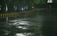 Delhi: Parts of city receives rainfall